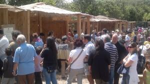 Fiesta da Malla. Cerca del Camping