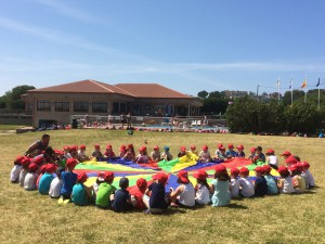 Camping Paisaxe - Actividades para grupos