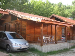 detalle Camping Paisaxe II O Grove