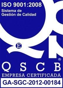 Logo ISO 9001 Camping