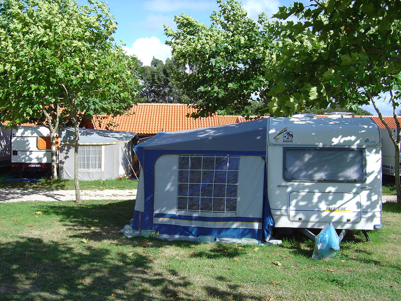 Parcela normal - Camping Paisaxe II O Grove