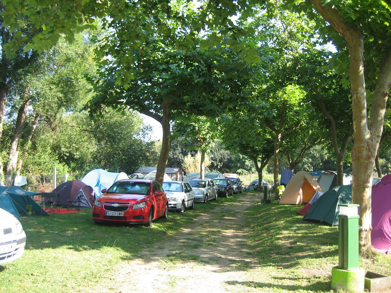 Camping Paisaxe II O Grove - Acampada