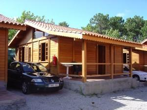 Bungalows Camping Playa Paisaxe O Grove