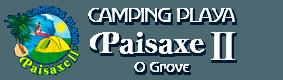 Camping Playa paisaxe