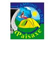 Logo pequeño Camping Playa Paisaxe Vilanova