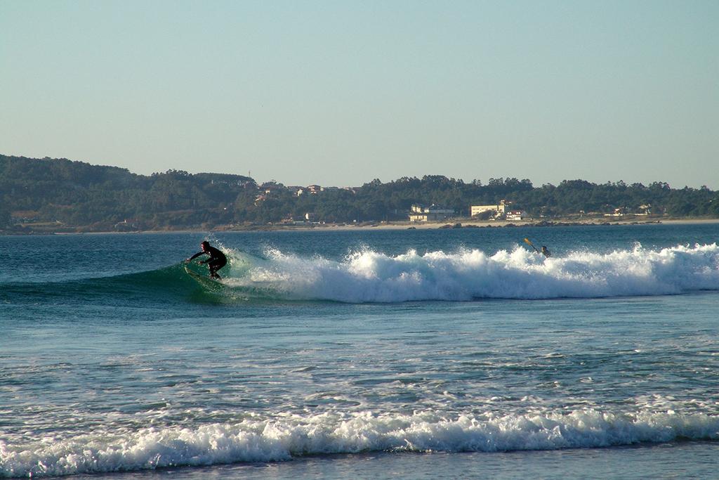 Surf en la Playa de A Lanzada