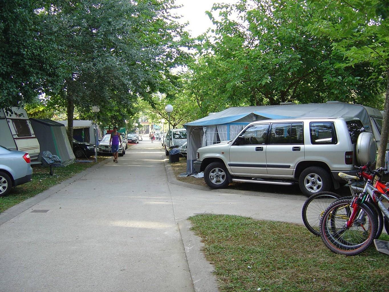parcelas Camping Playa Paisaxe Vilanova de Arousa